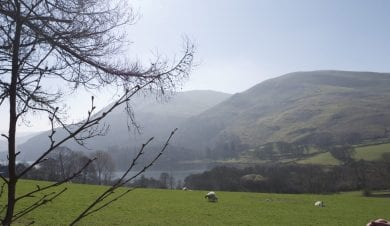 Swallow Barn Camping Barn - Lake District - Loweswater Valley