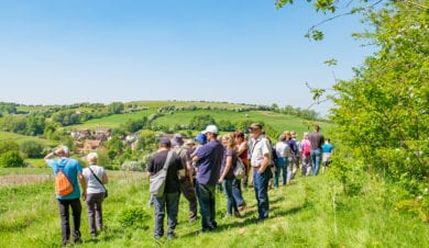 lincolnshire wolds walking festival