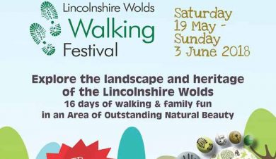 Viking centre and lincolnshire wolds walking festival
