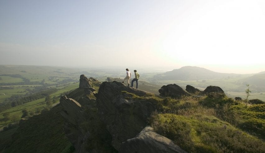 The Roaches Staffordshire
