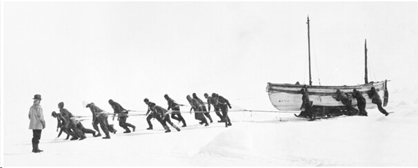 Shackleton Expedition at Hull Museum