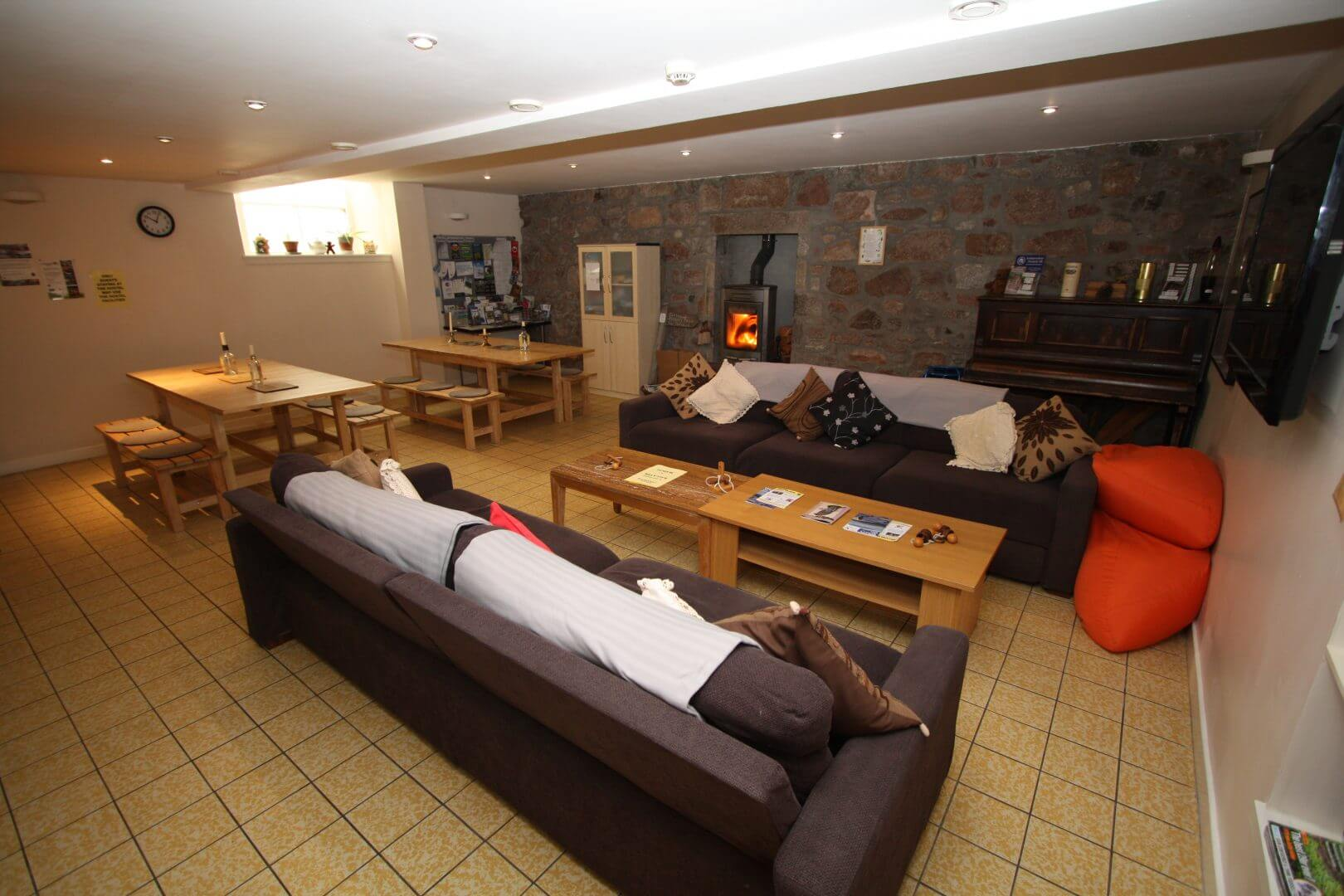 Habitat Hostel in Ballater