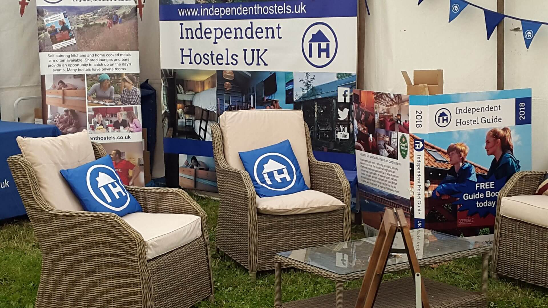 Independent Hostels at Eroica Britannia