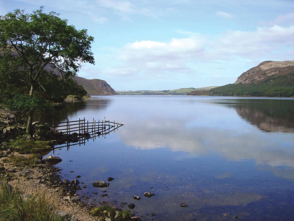 Ennerdale Water by Low Gillerthwaite Accommodation