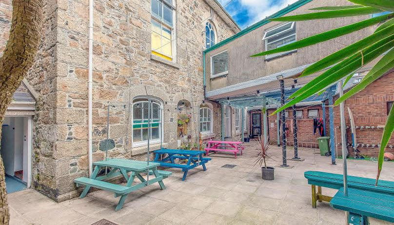 Book direct at Cohort Hostel, St Ives