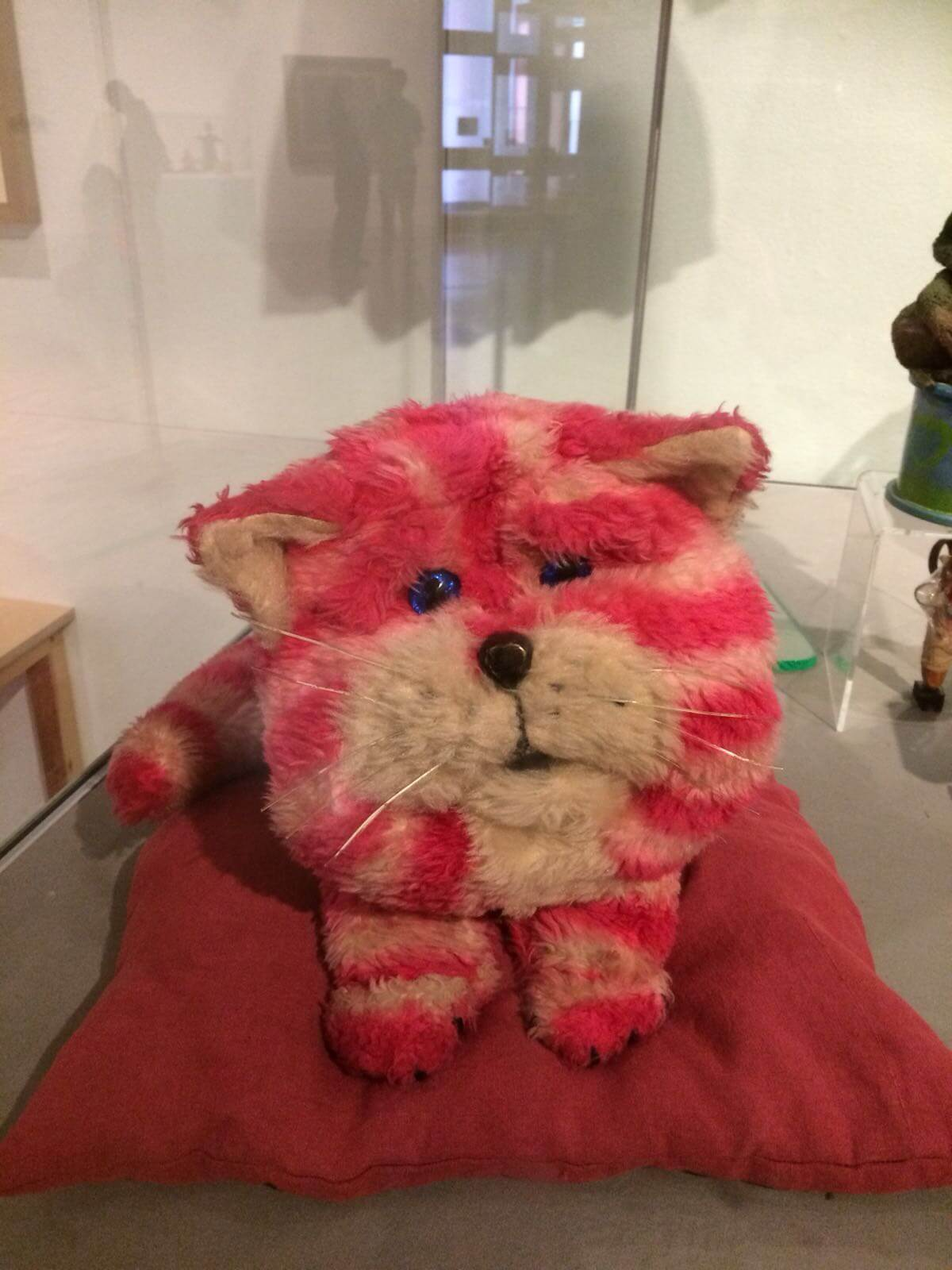 Clangers and Bagpuss exhibition in Hull