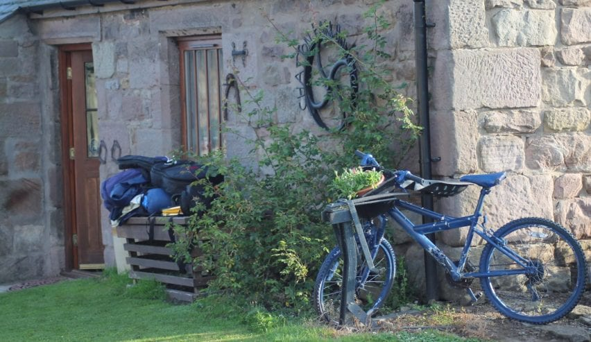 Chatton Park Bunkhouse - mountain biking