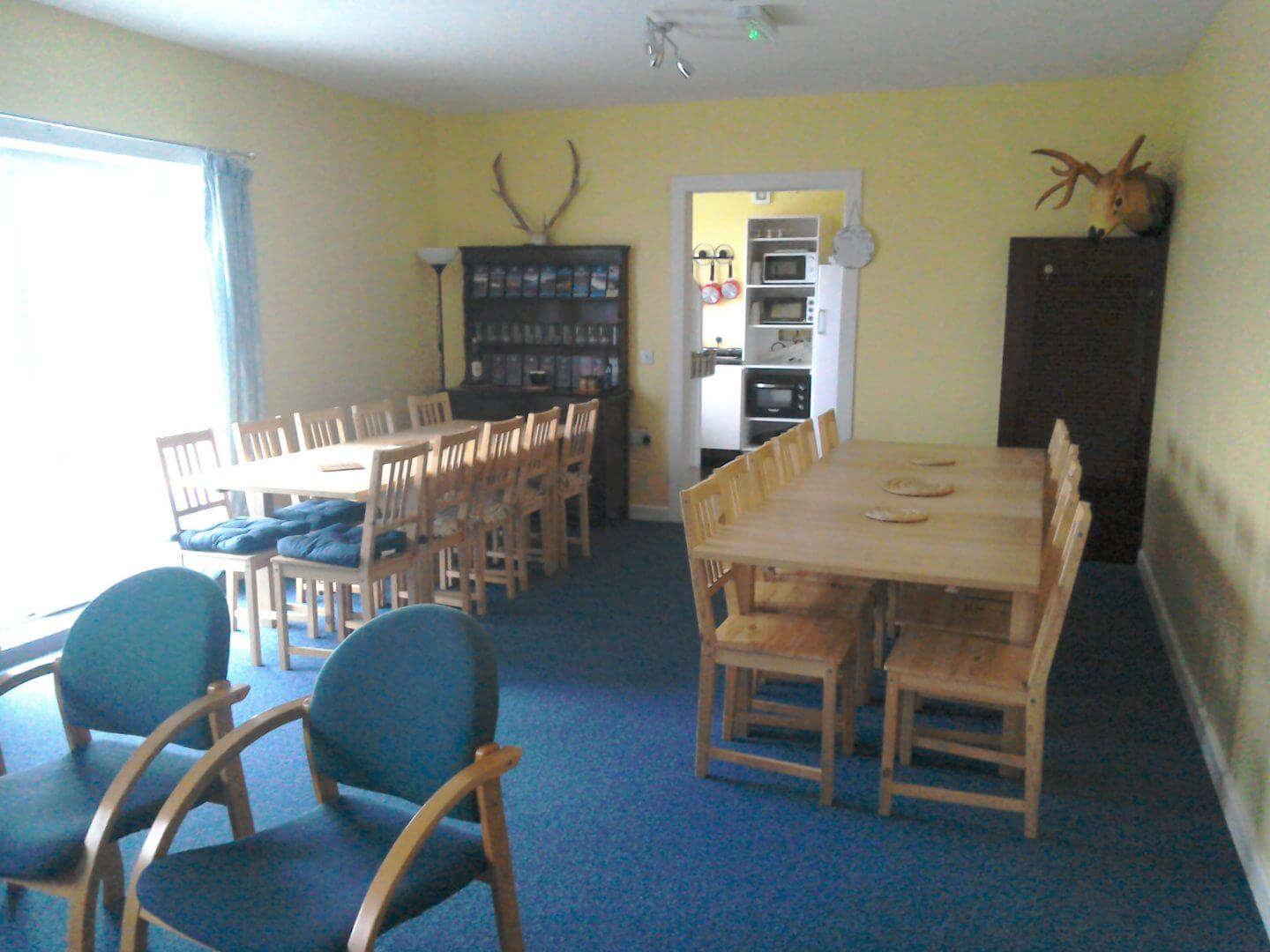 argyll backpackers Inverneil