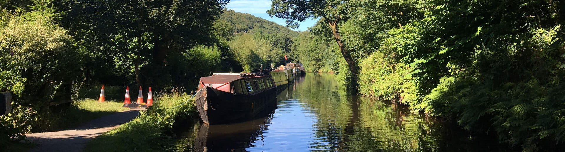 hebden bridge canal