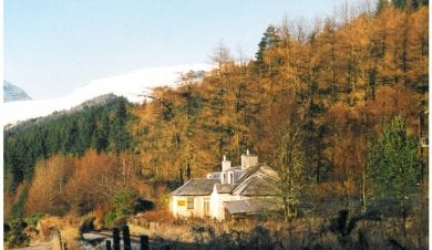 Gerrys Hostel - Wester Ross - Munros - Corbetts - The Cape Wrath Trail - hiking - mountains - scotland - TGO