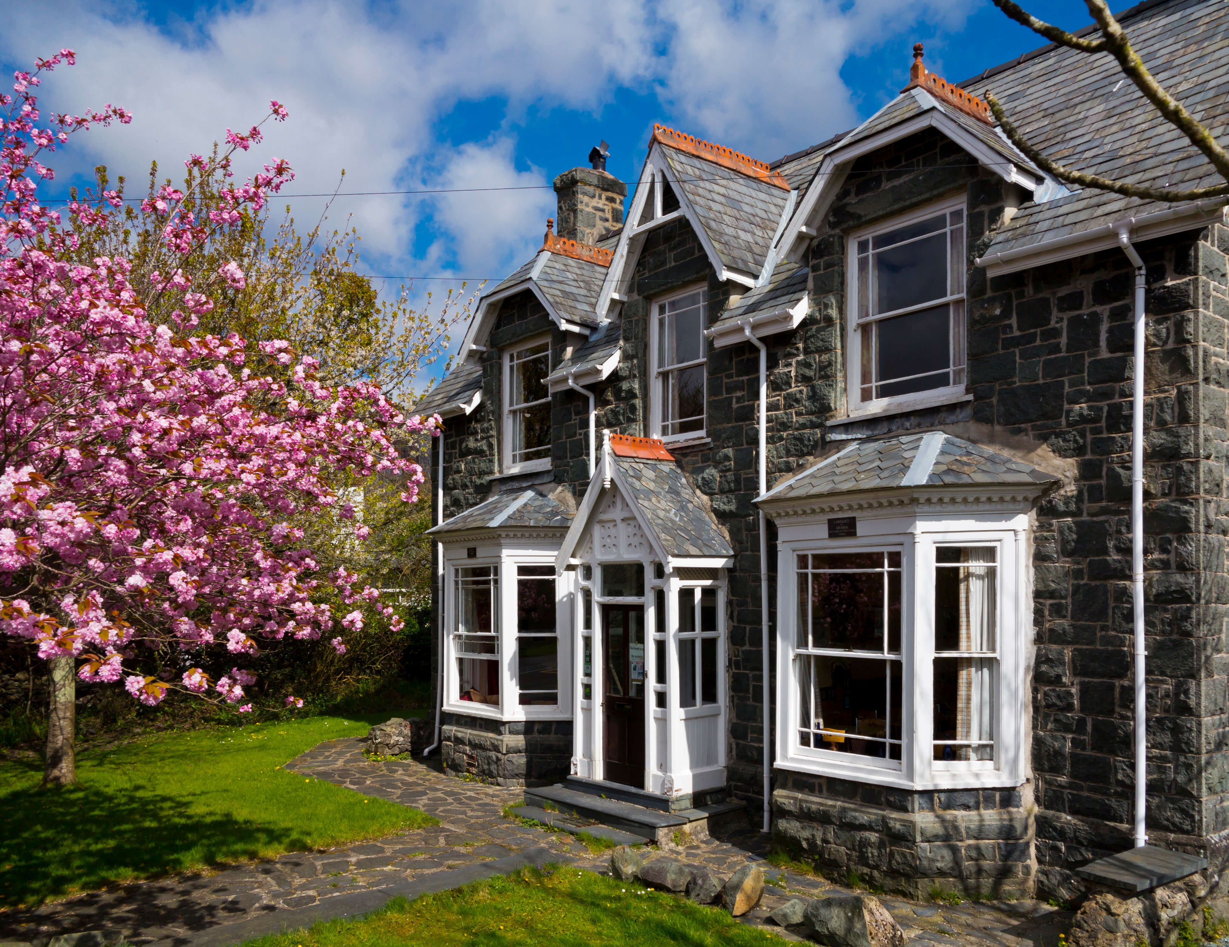 Last minute Snowdon Lodge available end of August