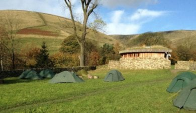 Upper Booth Camping Barn - Pennine Way - Edale