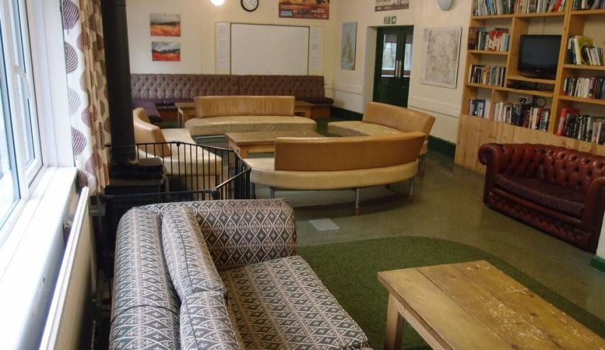 Foundry Adventure Centre -Derbyshire - Group accommodation - self catering