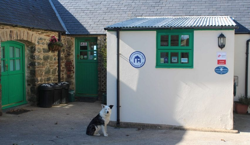 caerhafod lodge dog friendly accommodation in pembrokeshire