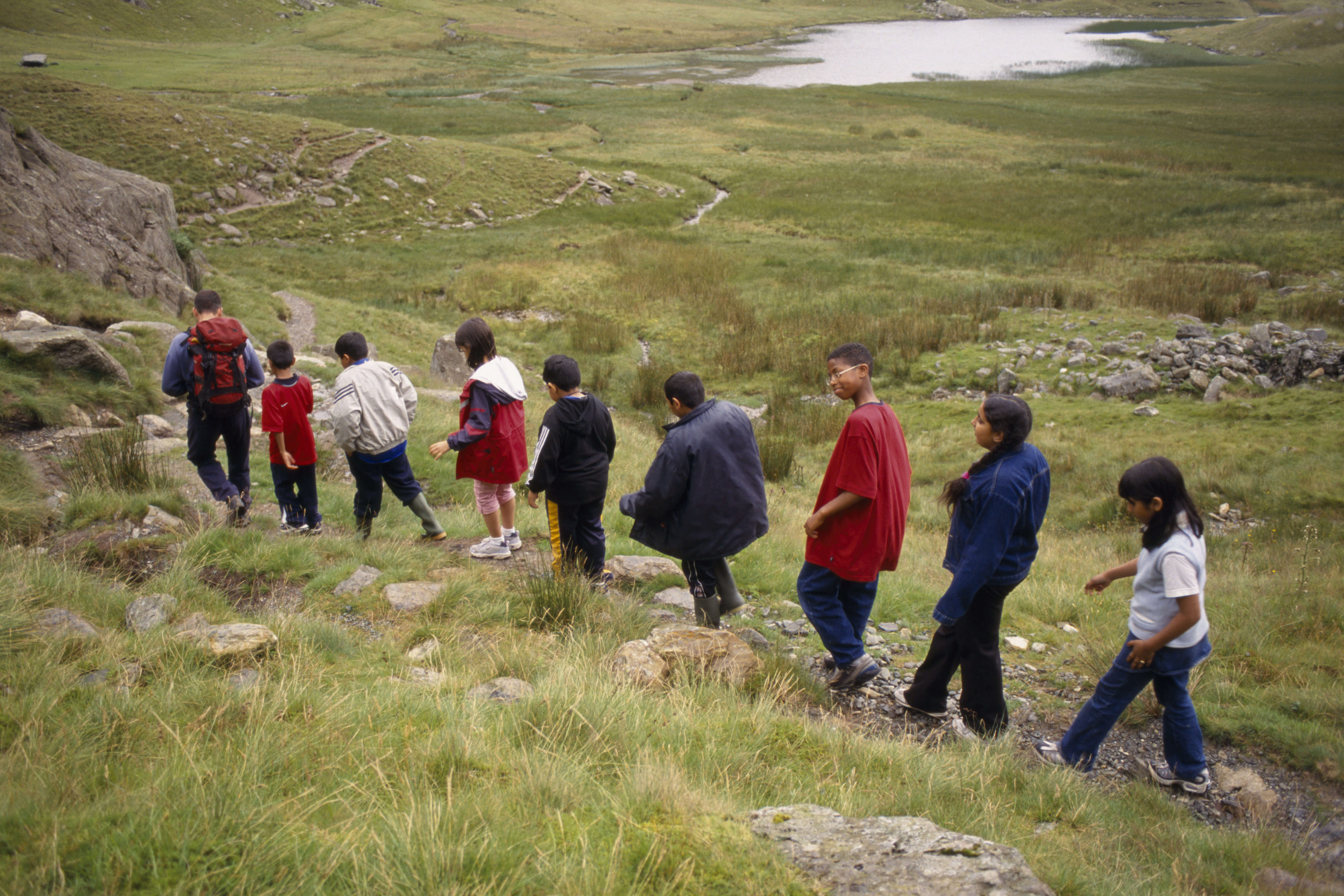 Activities for your group in Snowdonia.