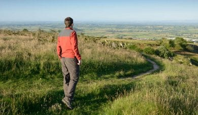 The Land's End Trail and Mary Michael Pilgrim's Way