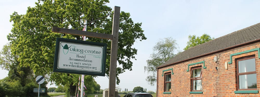 The Viking Centre Hostel in the Lincolnshire Wolds
