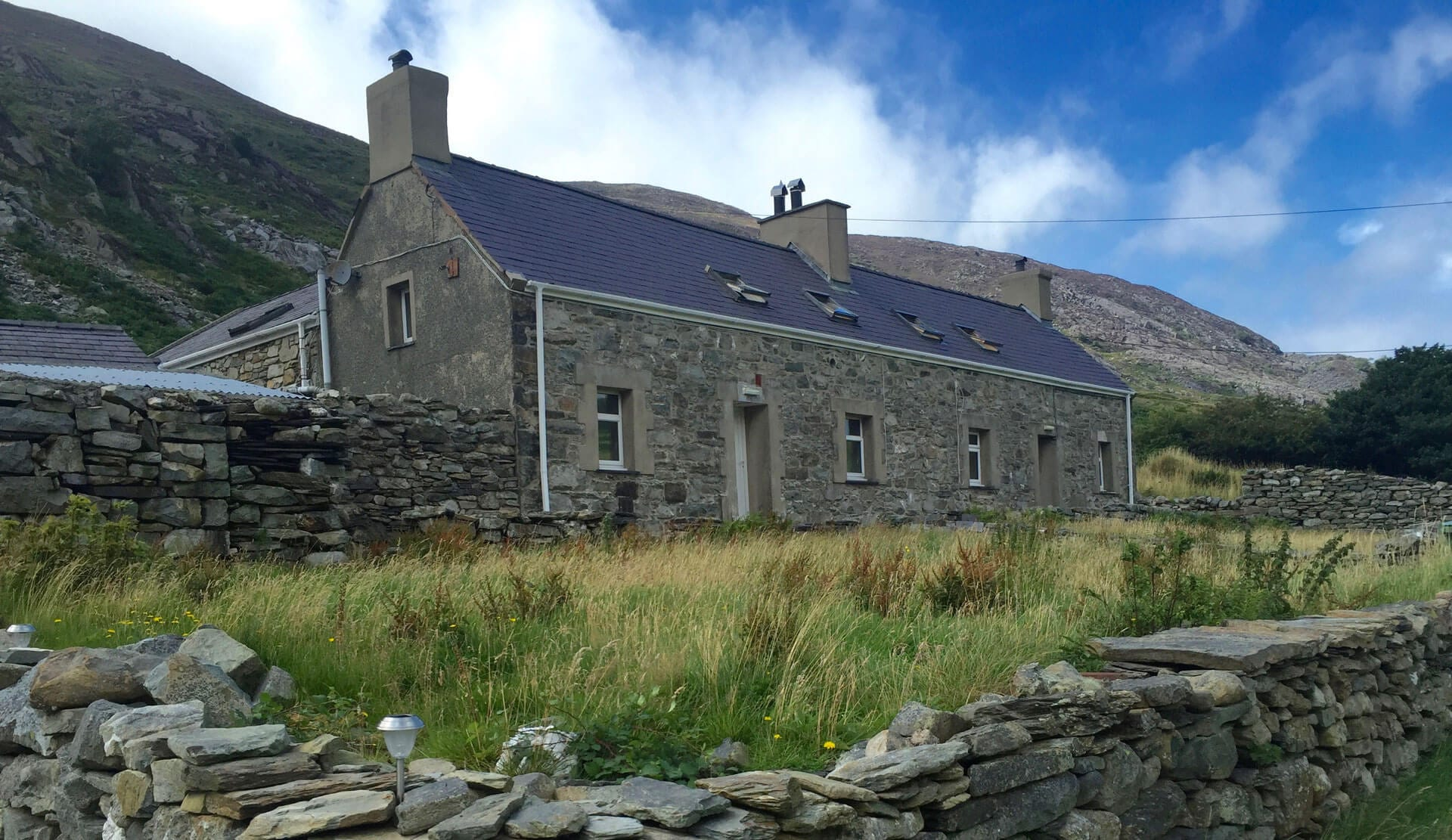 New Hostel in the Ogwen Valley
