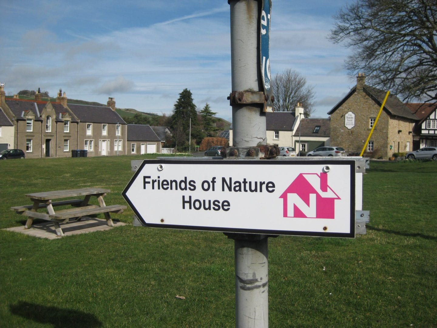 Kirk Yetholm Friends of Nature House