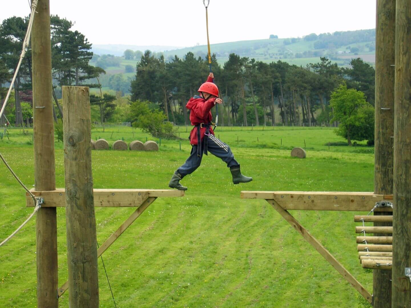Thornbridge Outdoors Sky Ropes - Self Catering