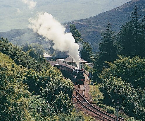 Glenfinnan Sleeping Car - Station Museum