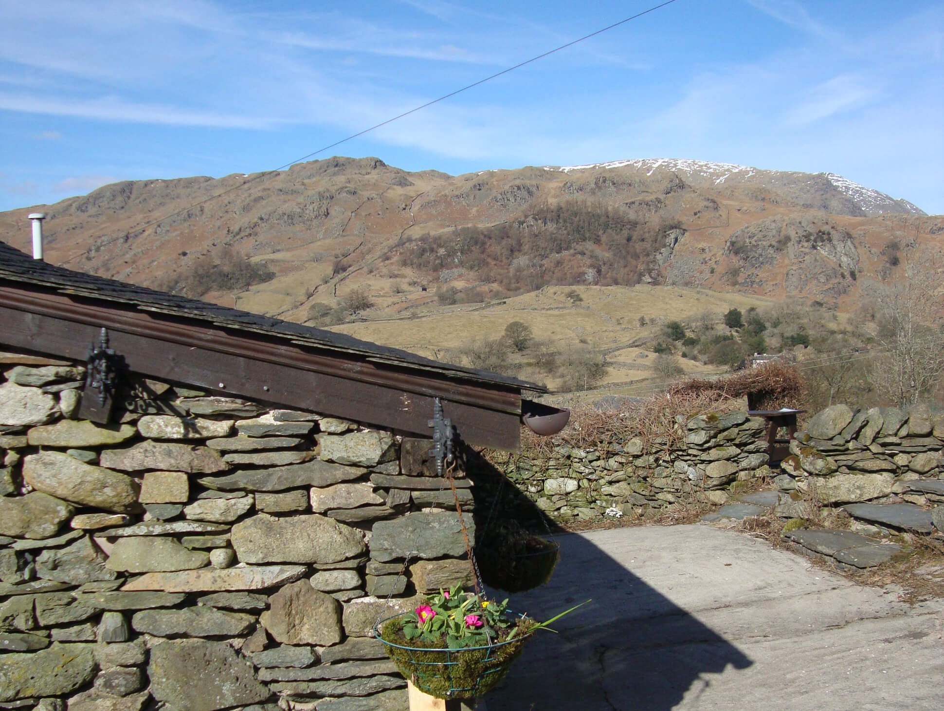 Simple dog friendly accommodation in Cumbria!