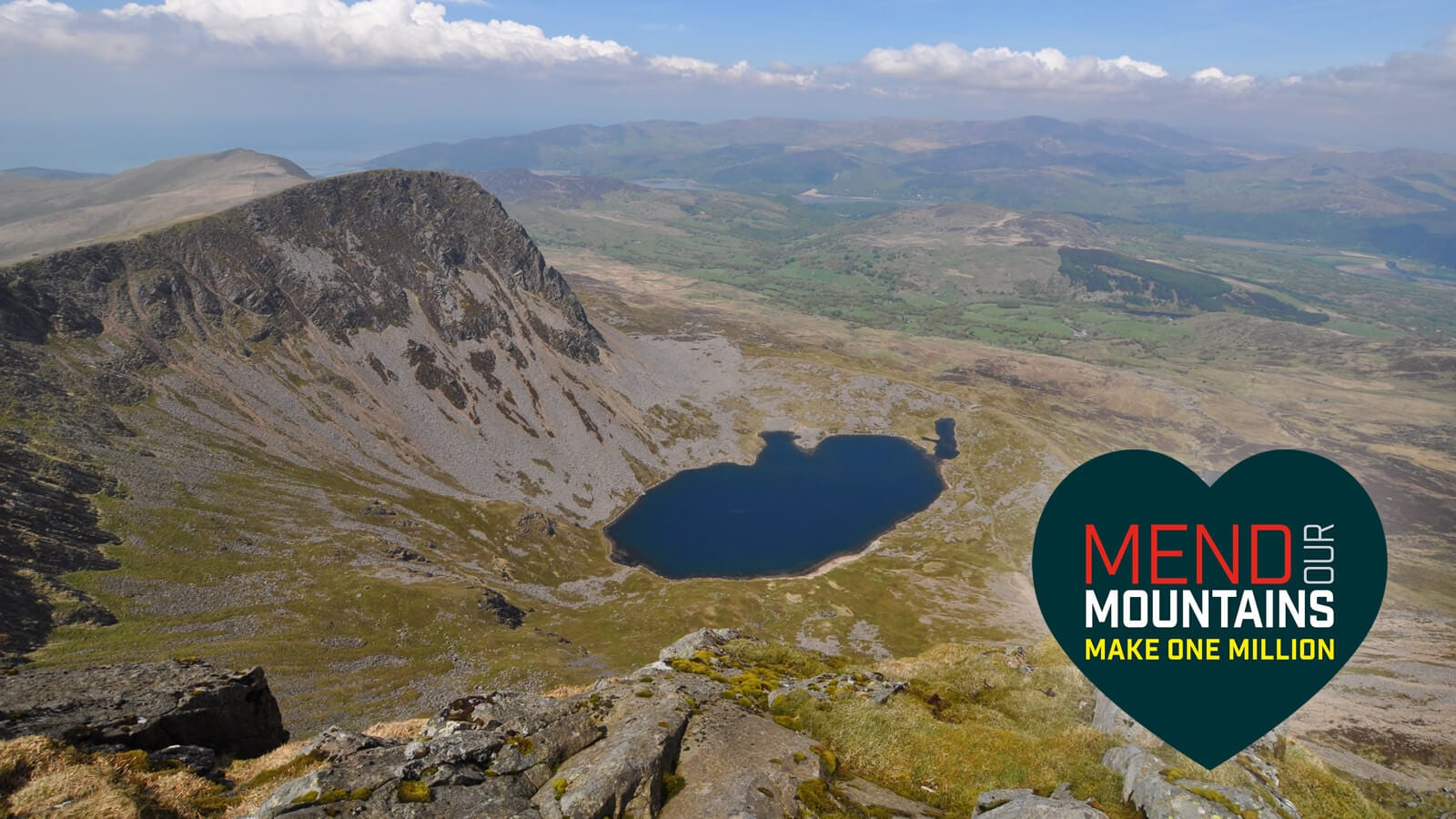 Cader Idris mend our mountain