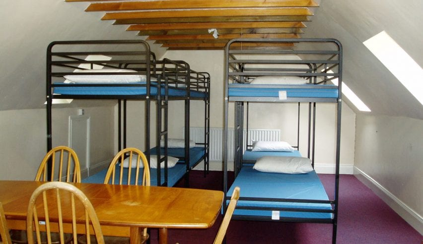 Garrigill Village Hall Bunkroom