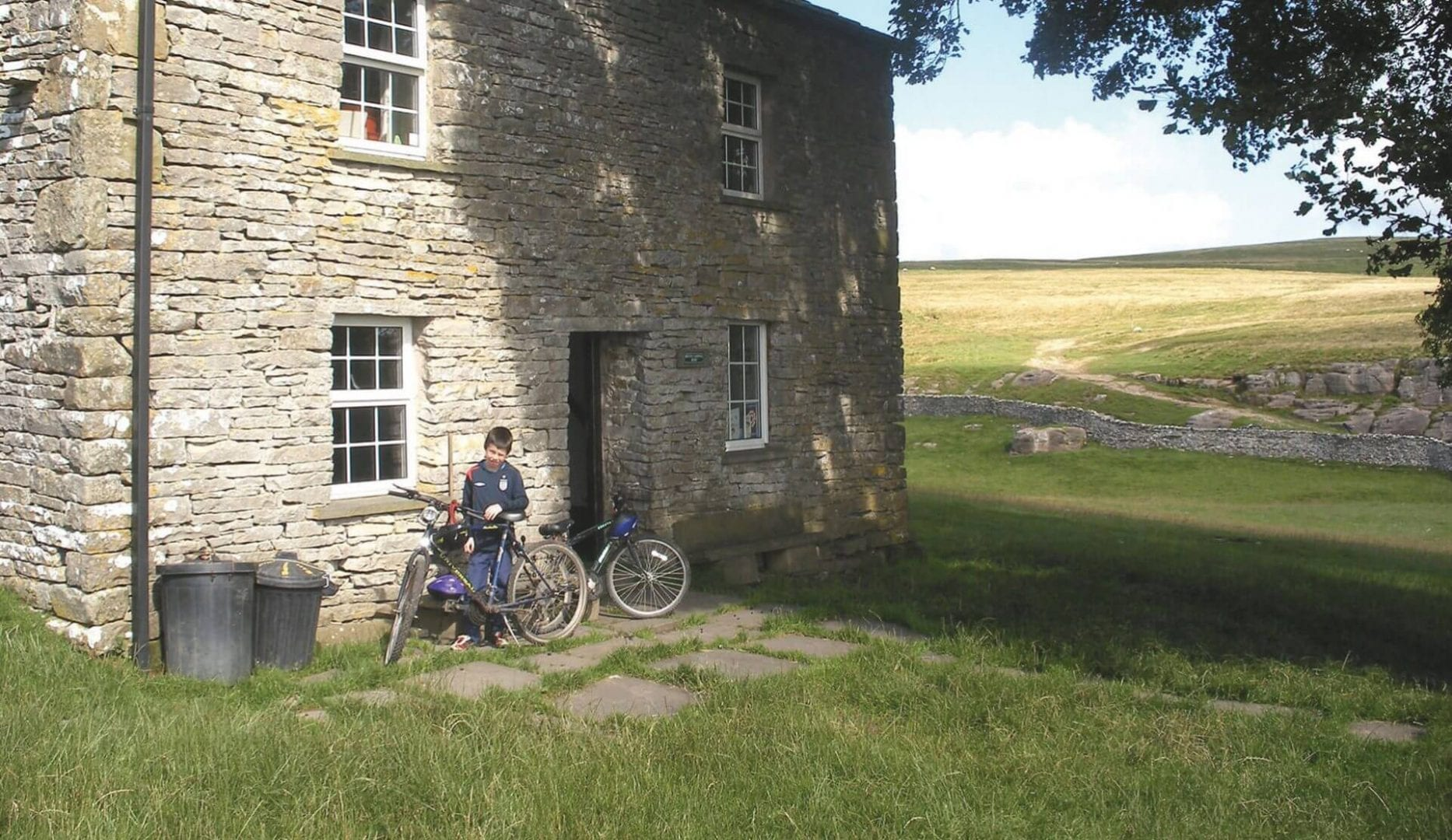 Bents Camping Barn in the Howgills
