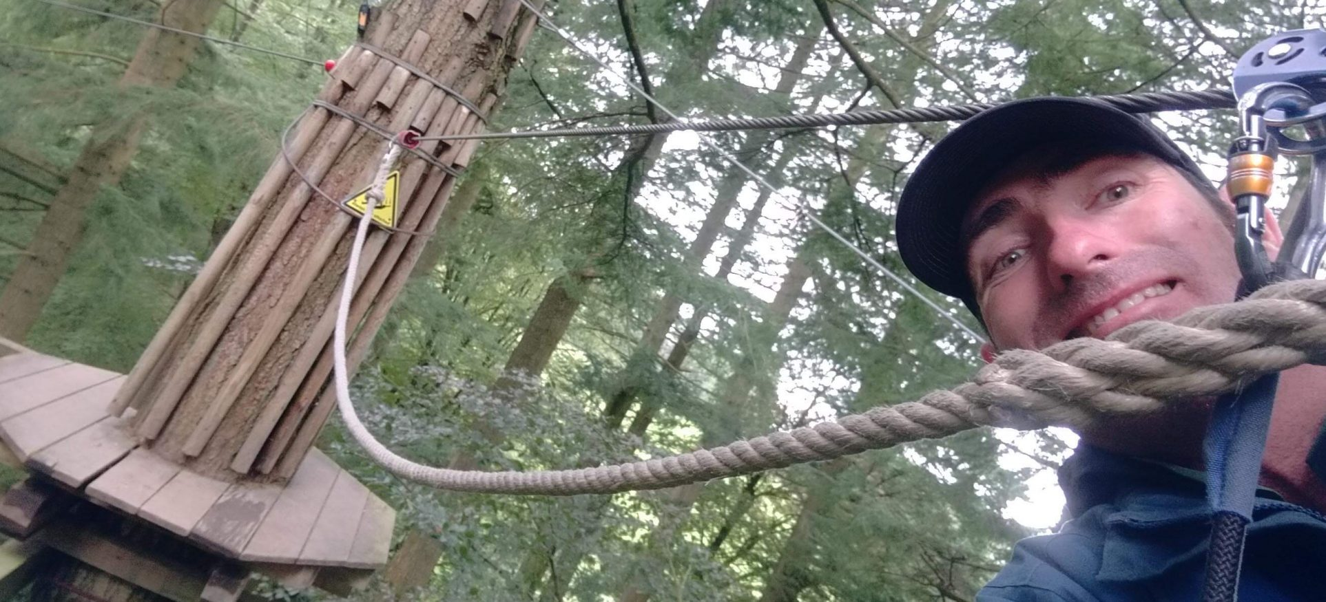 Self Catering trip to Go Ape