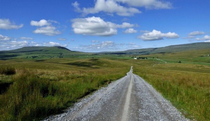 Gauber Bunk Barn - Yorkshire Three Peaks Route - the Dales Way - High Way routes