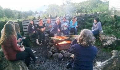 Lowick School Bunkhouse - stag and hen dos - group accommodation