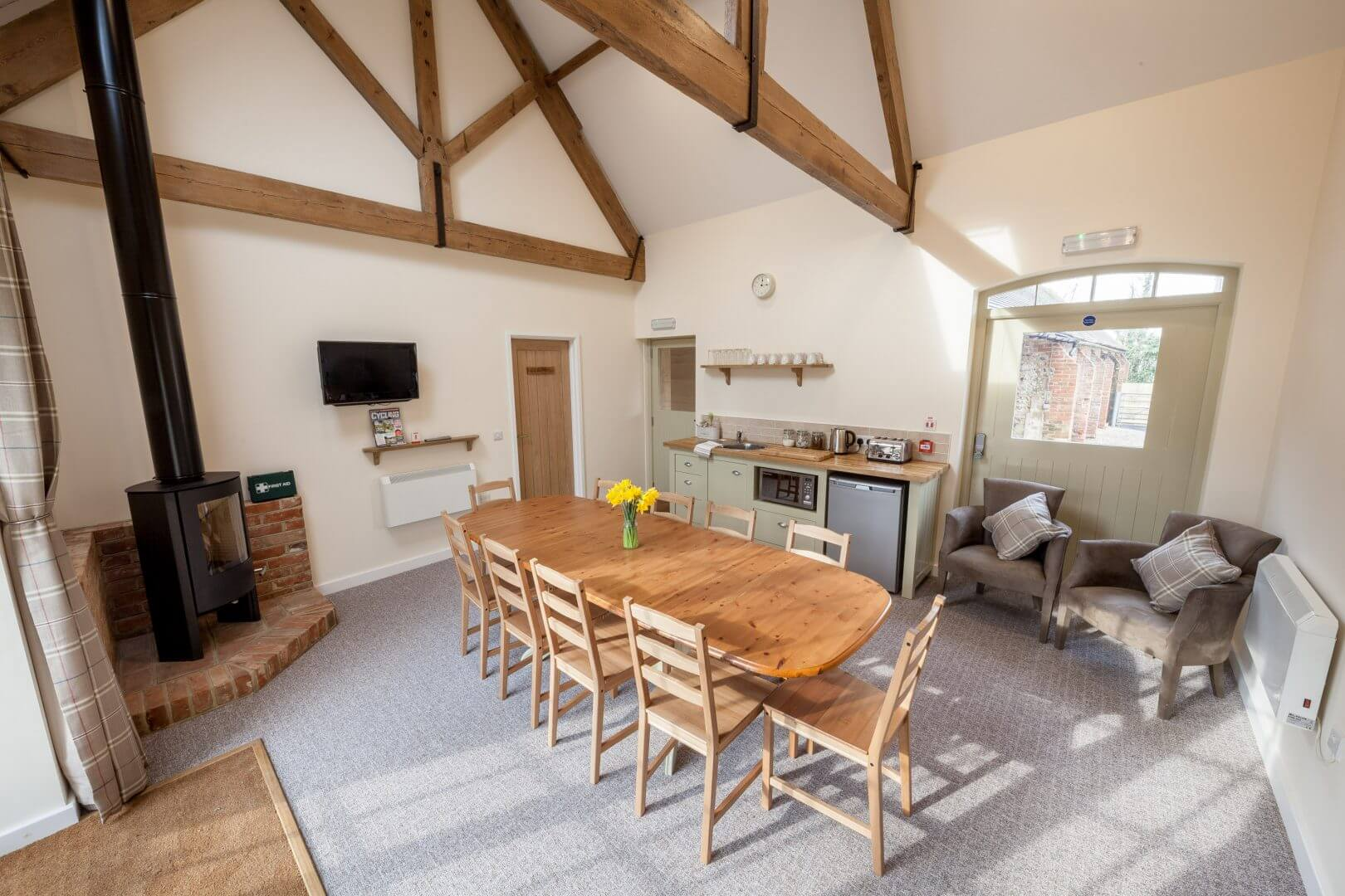 South Downs Bunkhouse - West Sussex - independent hostel - self catering