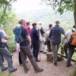 Ross on Wye Walking Festival near Ye Old Ferrie Inn