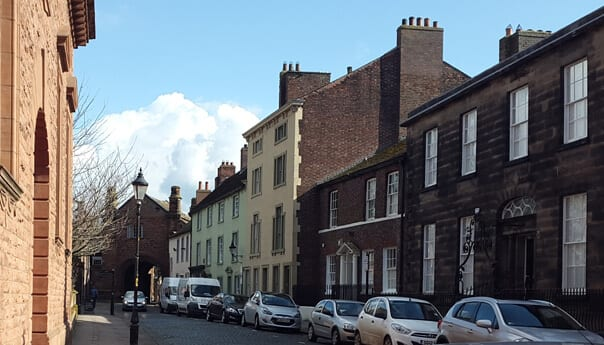 Carlisle City Hostel