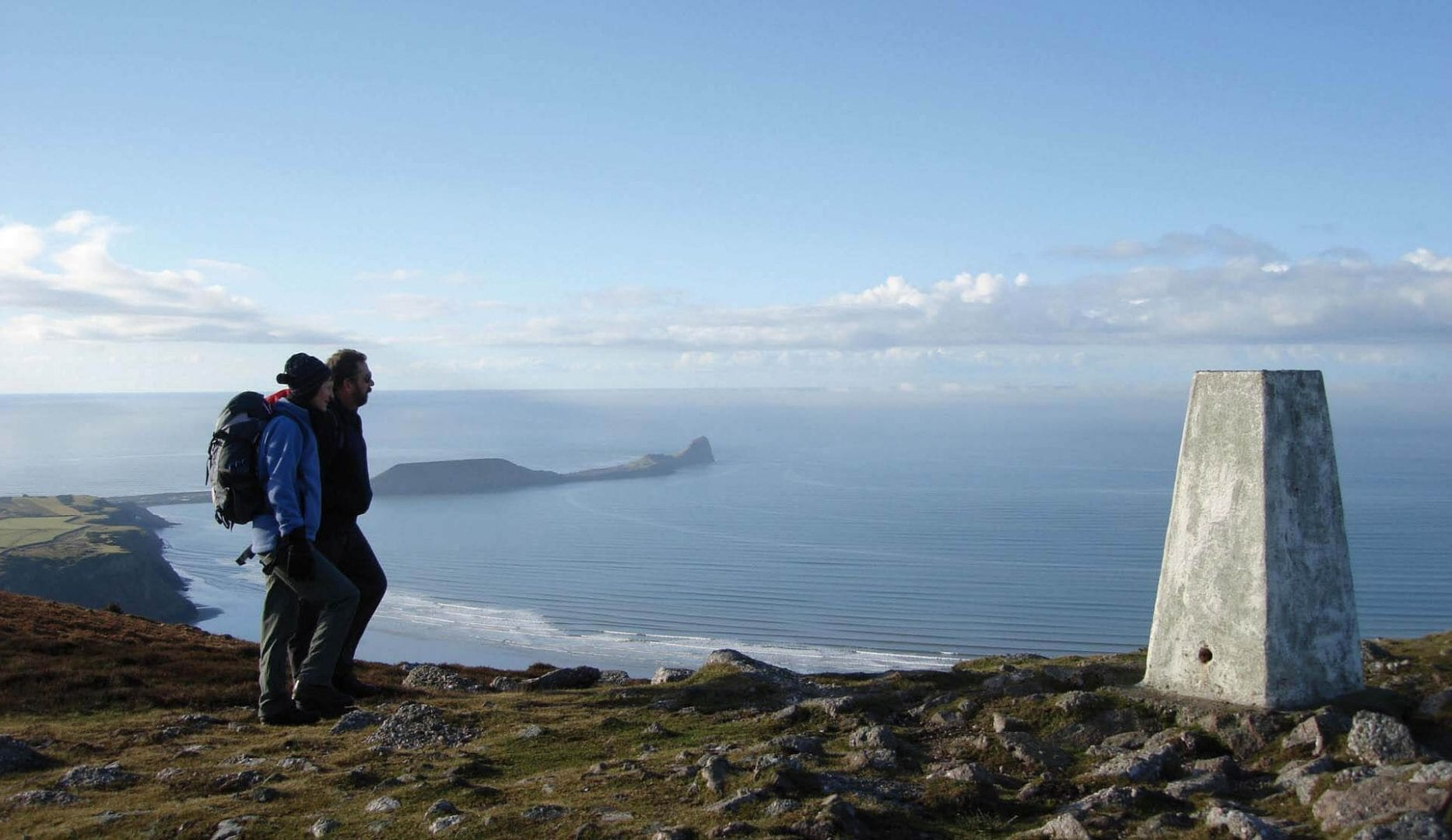 rhossili bunkhouse and the gower walking festival