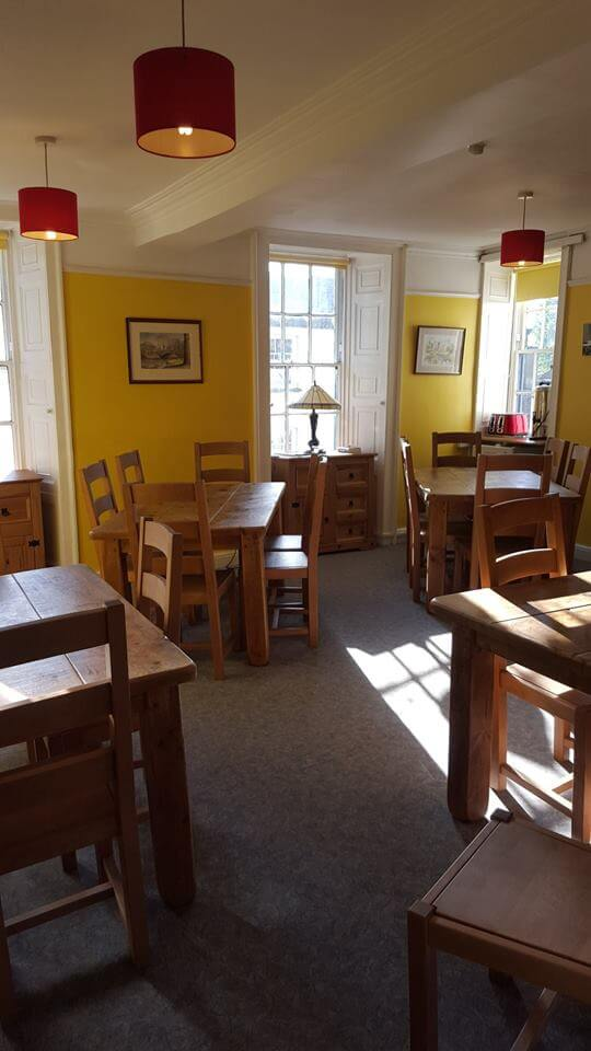 Kendal Hostel with dining for 28