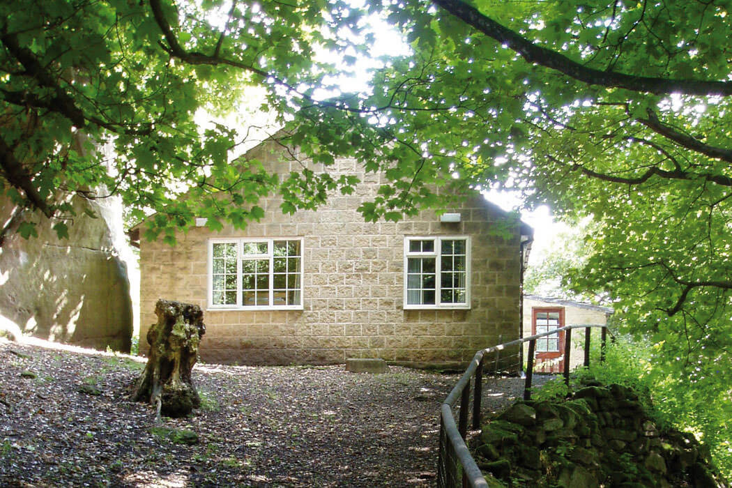 The iconic Shining Cliff Hostel in Derbyshire is re-opening