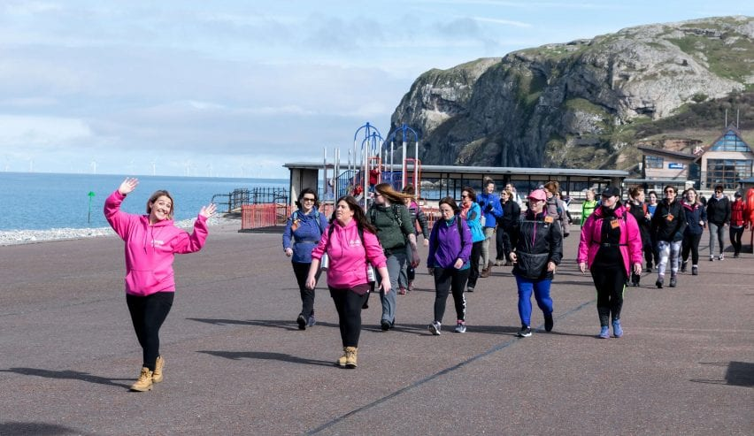 Great Orme Giant Walk in Llandudno
