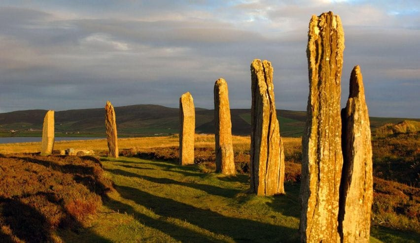 Hamnavoe Hostel - Orkney - The Ring of Brodgar l
