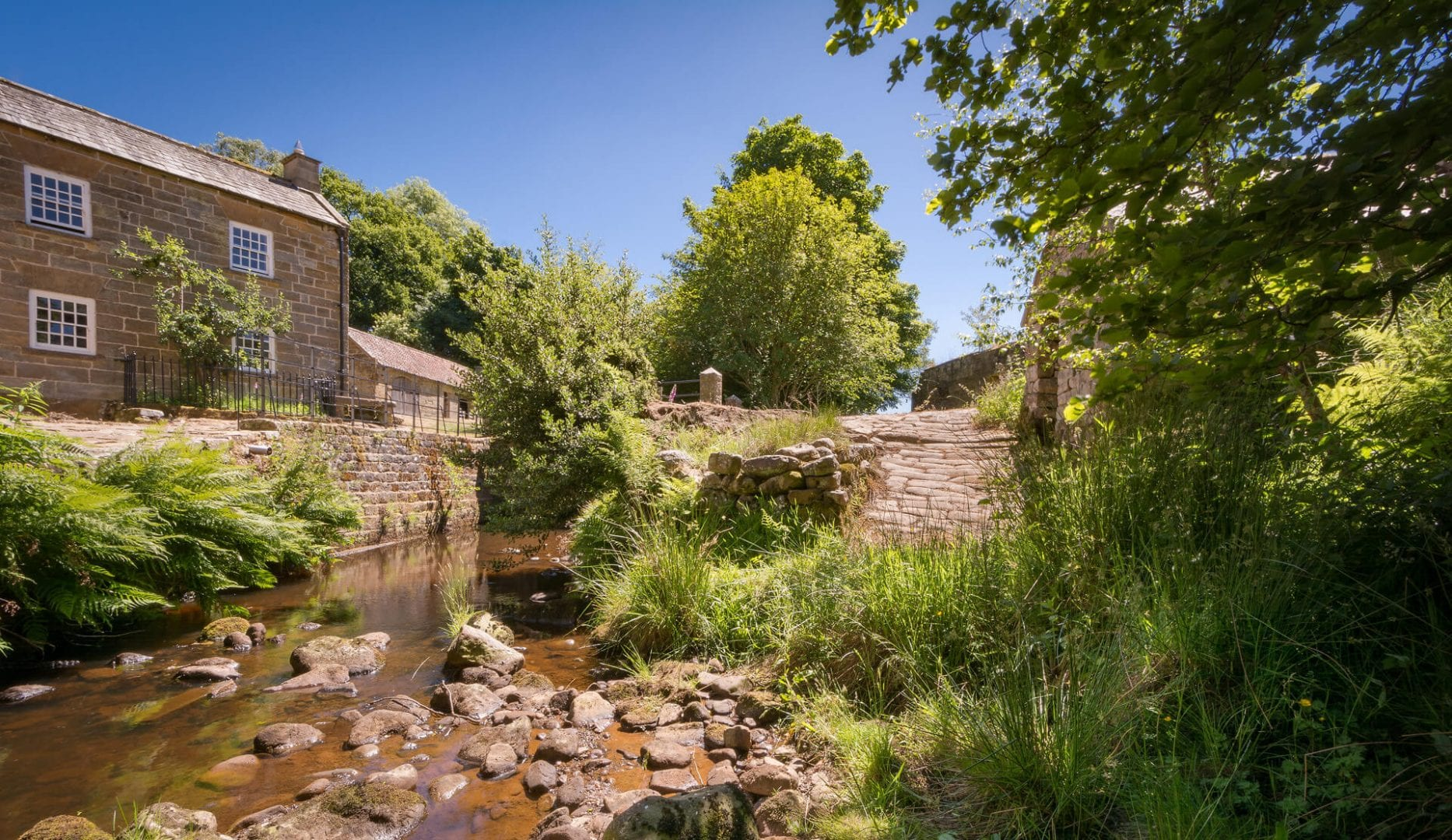 Bransdale Mill Bunkhouse - National Trust