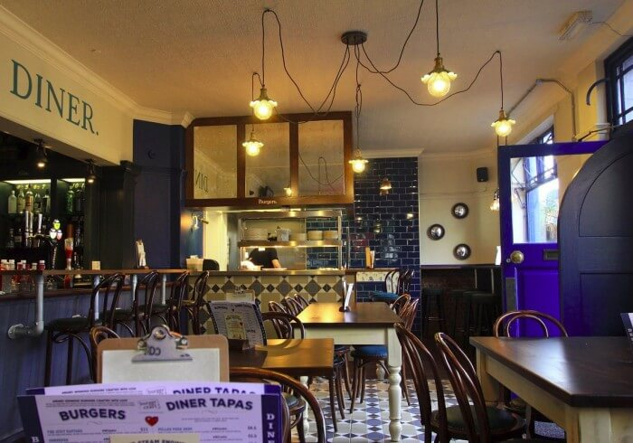 The Steam Engine is one of Publove's picturesque great value London hostels.