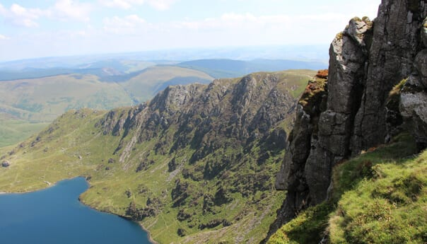 Cader Idris in Snowdonia
