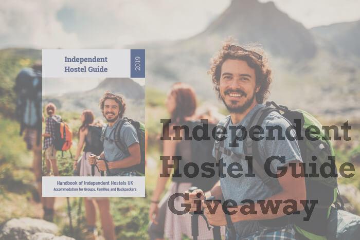 2019 Independent Hostel Guide Giveaway!