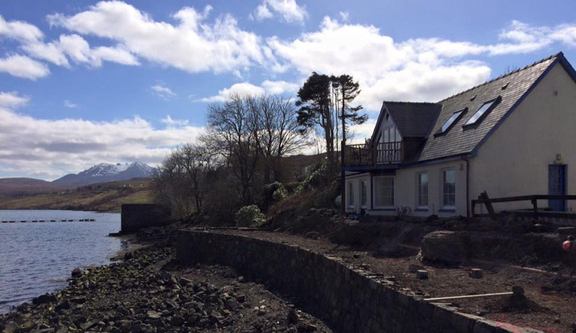 Waterfront Bunkhouse The Old Inn Carbost Isle of Skye