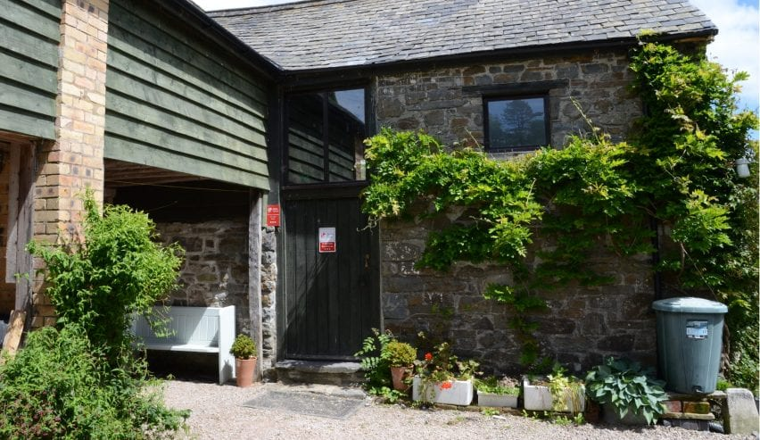 Beili Neuadd Bunkhouse in Mid Wales