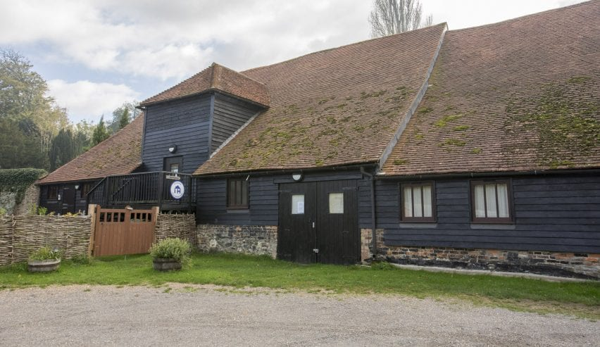puttenham camping barn eco accommodation on the north downs