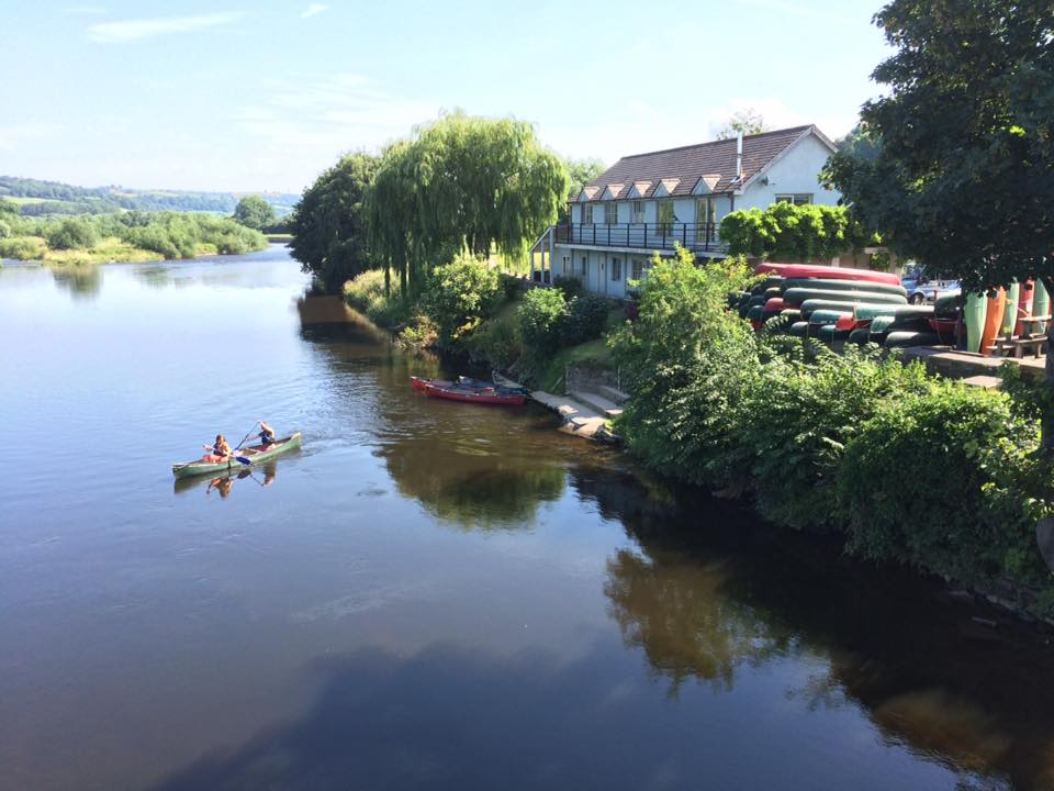 Wye Valley Canoes Bunkhouse