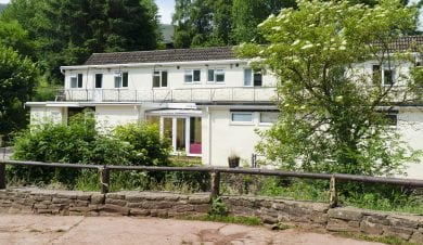 Brecon Bunkhouse in the Brecon Beacons