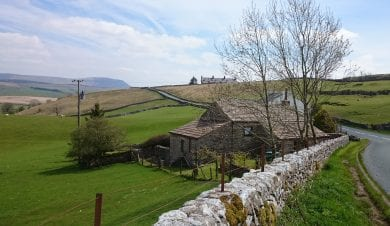 Gauber Bunkbarn three peaks accommodation in the yorkshire dales